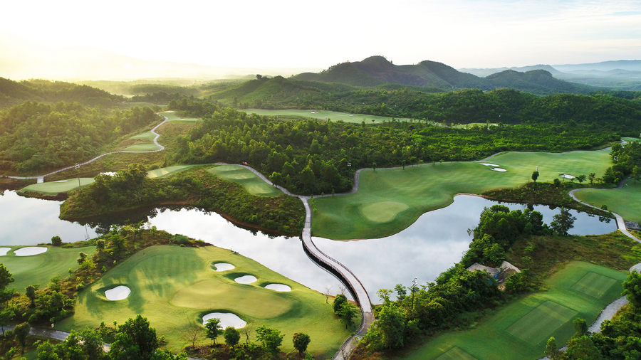 Ba Na Hills Golf Club honored as Best Golf Course in Asia