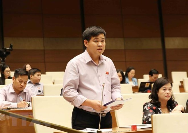 NA issues 16th communiqué of sixth session