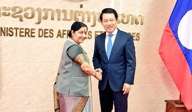 India, Laos chart course for stronger ties
