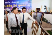 Photos on Vietnam's sea and islands displayed in Da Nang city