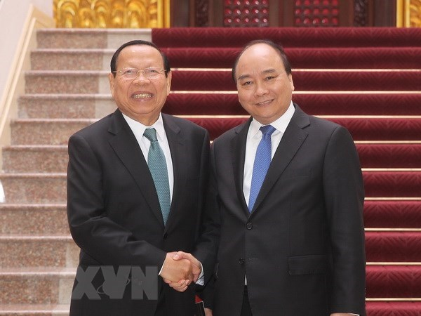 Government leader welcomes Cambodian Planning Minister