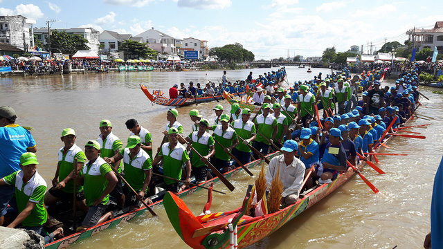 Tra Vinh to celebrate Ok Om Bok Festival from November 16th to 22nd