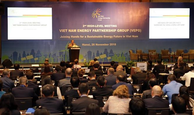 Internaional experts propose measures for Vietnam's sustainable energy