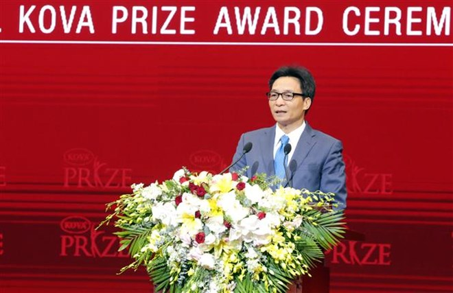 KOVA Prize 2018 honours groups, individuals in applied science