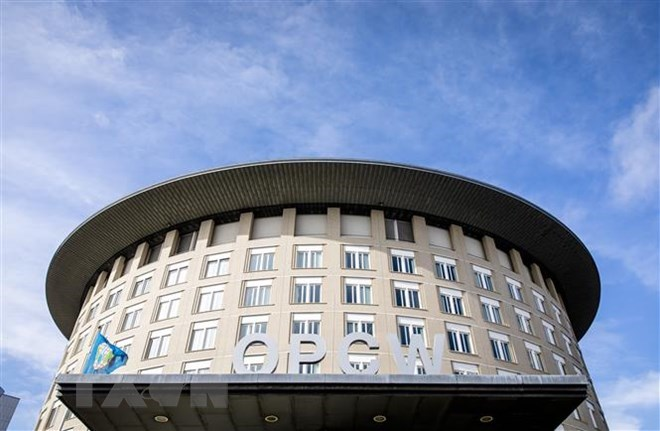 Vietnam condemns use of chemical weapons