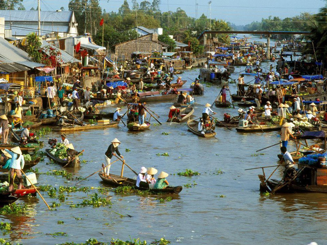 Mekong Delta among Top tourism hotspots for December