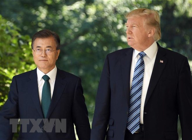 Presidents of US and RoK to meet at G20 summit