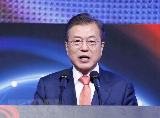 RoK President proposes creating APEC Digital Innovation Fund