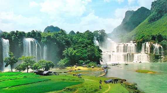 Non Nuoc Cao Bang Geopark to receive UNESCO recognition on November 24th