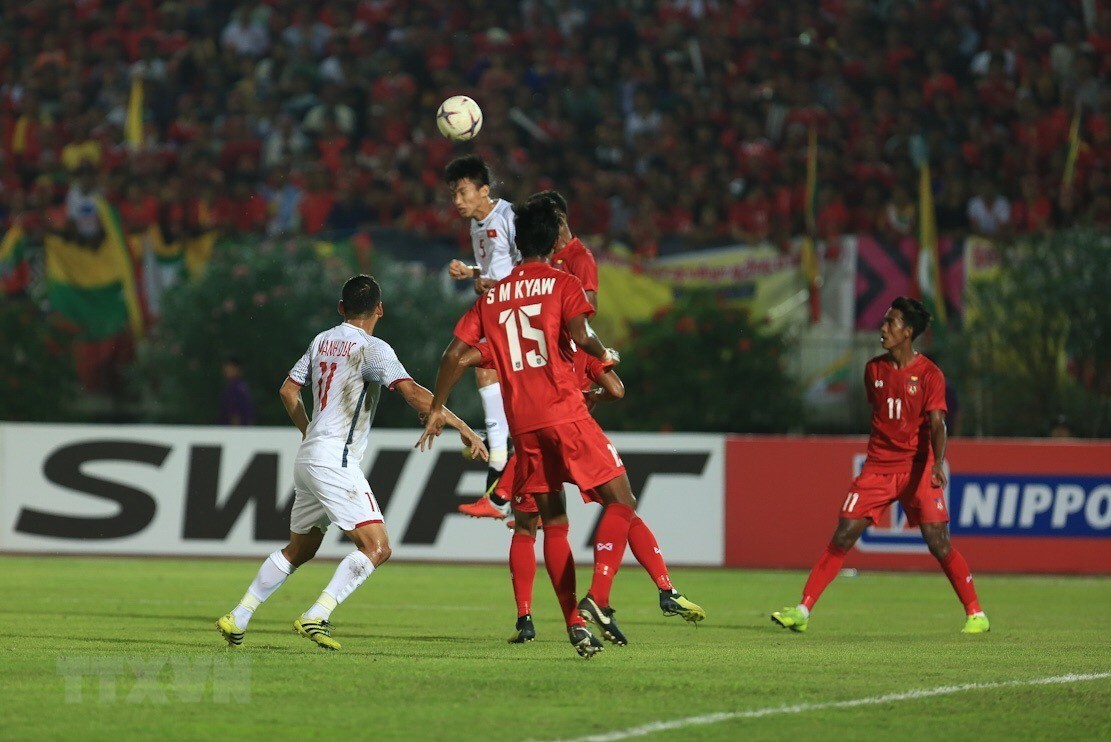 Vietnam draw 0-0 with Myanmar in AFF Cup's Group A