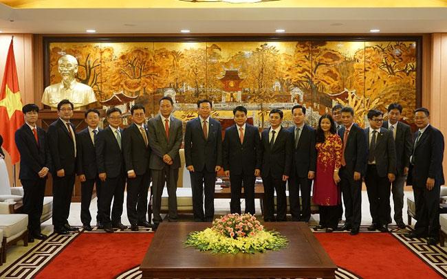Hanoi creates favourable conditions for Korean businesses