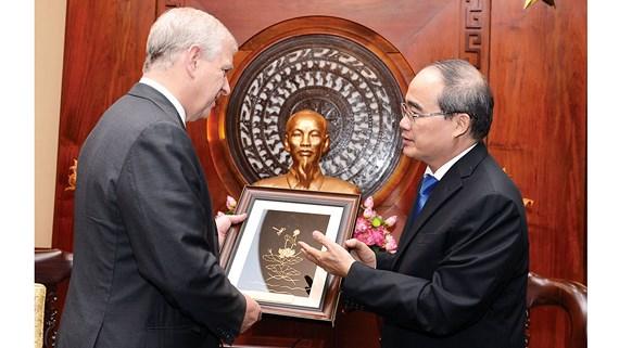 UK, Vietnam open up new opportunities for cooperation