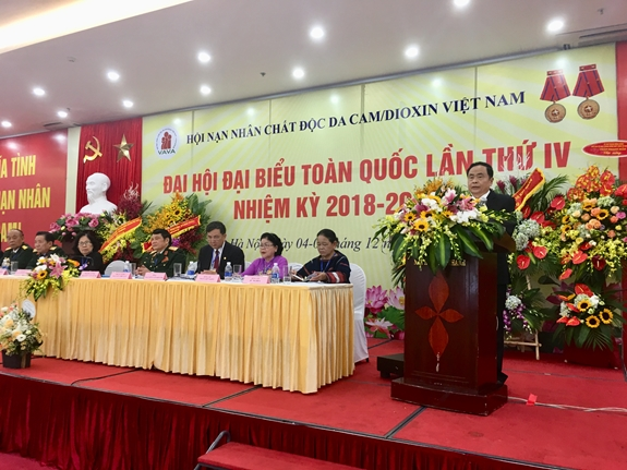 Over VND1 trillion in support of AO victims