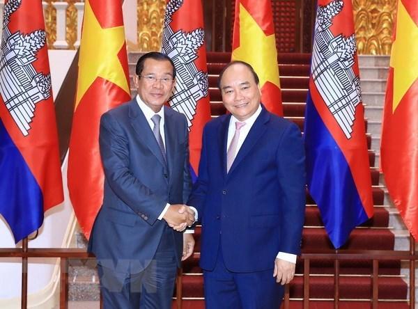 Vietnam, Cambodia enjoy flourishing relations