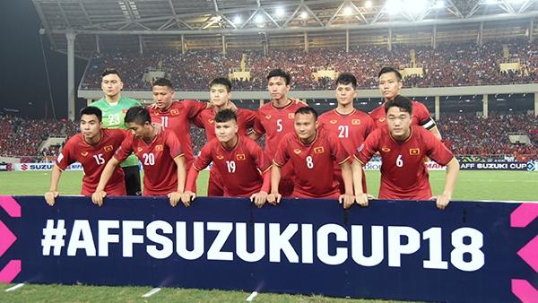Vietnam hold longest active unbeaten streak in world football: FOX Sports Asia