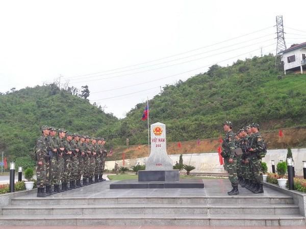 Vietnam, Laos develop stable border area