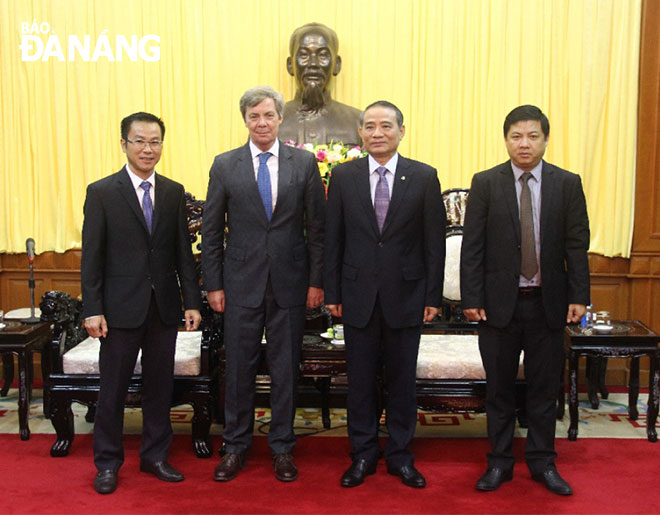 Da Nang and Argentinean cities boost cooperation