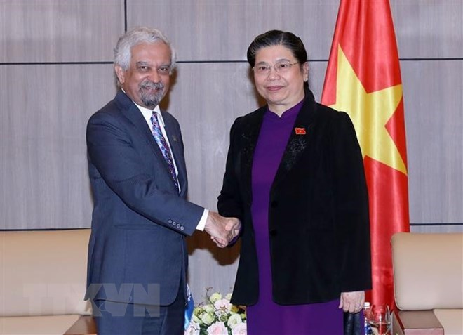 UN looks to back Vietnam's sustainable socio-economic growth