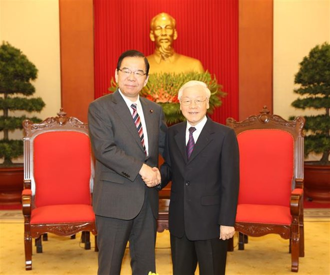 Vietnam treasures cooperation and traditional friendship with Communist Party of Japan