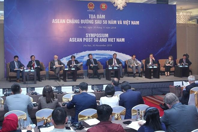 Symposium seeks orientations for ASEAN future path