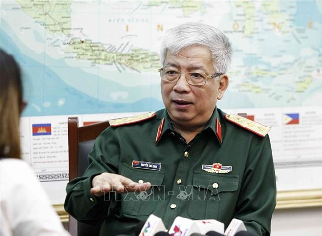 Vietnam-UK defence ties consolidate global peace, stability