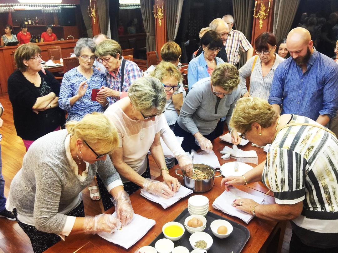 Calypso Cruises welcomed 200 travellers during 2 weeks