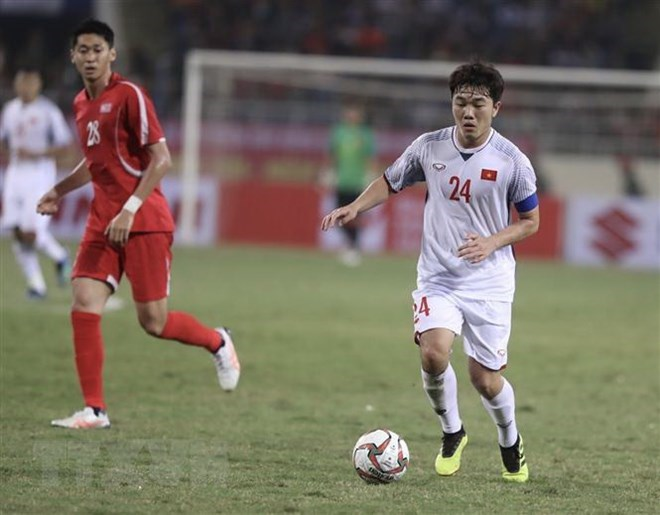 Vietnam tie DPRK 1-1 in friendly ahead of Asian Cup