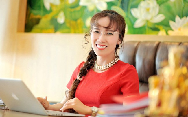 Vietjet Air CEO honoured by Forbes