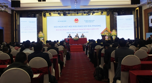 More than 350 delegates attended conference connecting overseas Vietnamese with localities