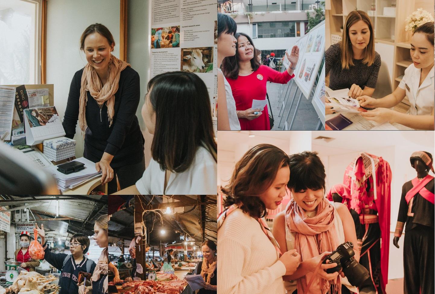 Australian volunteers contribute to community development in Vietnam