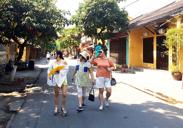 RoK tops tourist arrivals to Quang Nam in 2018