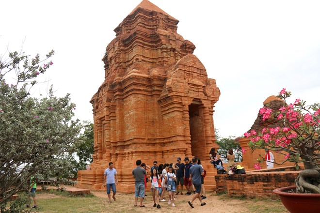 Tourists to Binh Thuan likely to number 40,000 during New Year holidays
