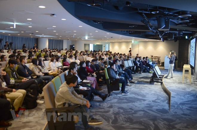 Vietnamese youth in Japan promoted to access new technology