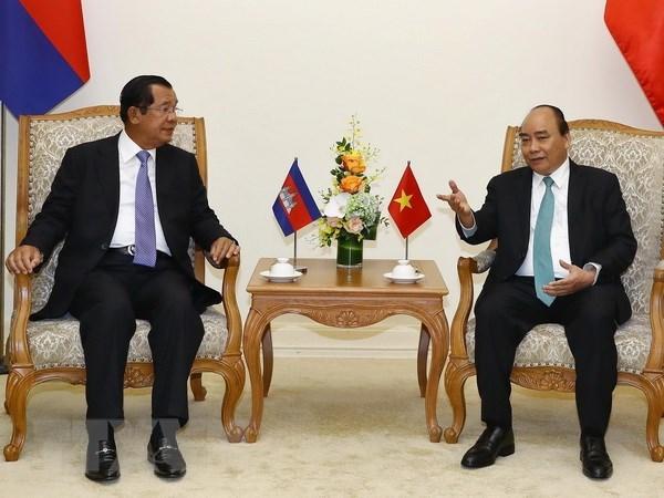 Vietnam prioritises economic cooperation with Cambodia