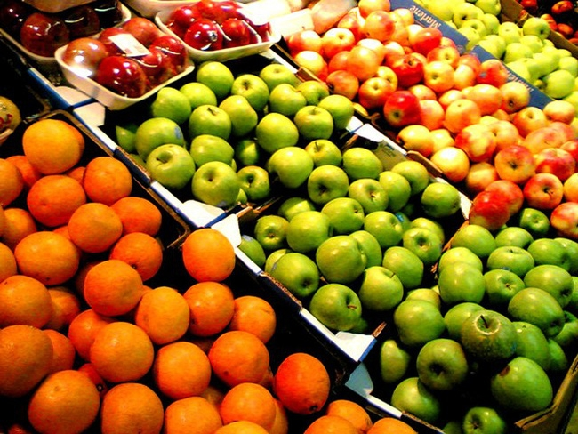Vegetable and fruit exports hit USD3.5 billion in 11 months