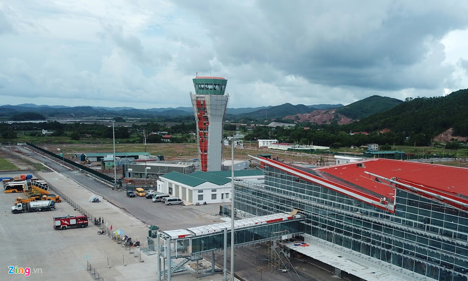 Van Don Airport to receive first commercial flight in late December
