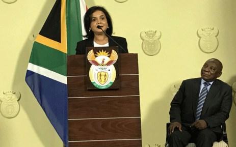 South Africa's President appoints Shamila Batohi as new NPA Head
