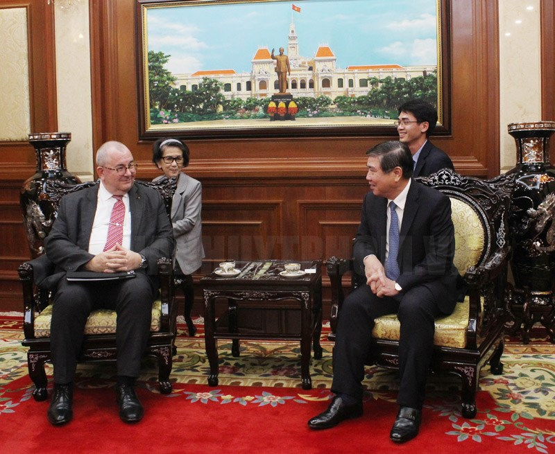 Vietnam attaches great importance to relationship with Belgium