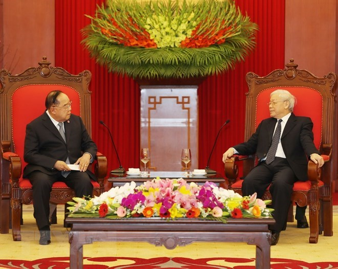 Vietnam treasures friendship with Thailand: Party Chief