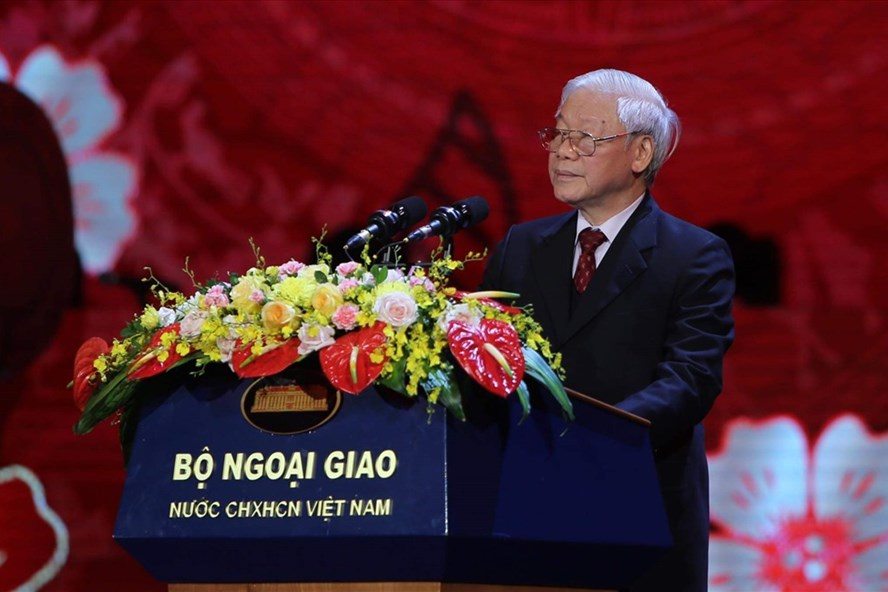 Party, State leader: Overseas Vietnamese - indispensable part of nation