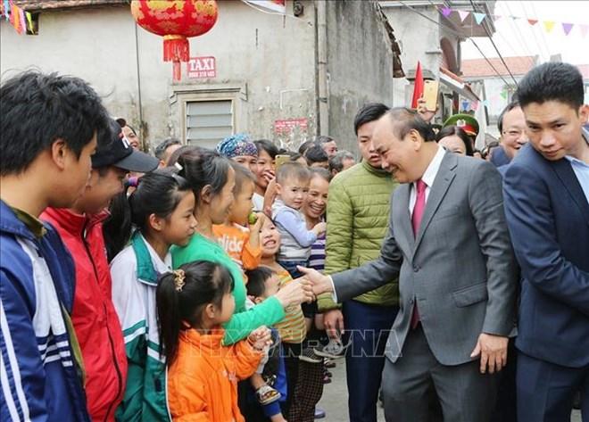 PM advises Hung Yen to develop industrial, urban zones