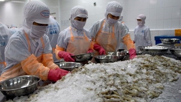 Shrimp exports expected to rake in USD4 billion in 2019