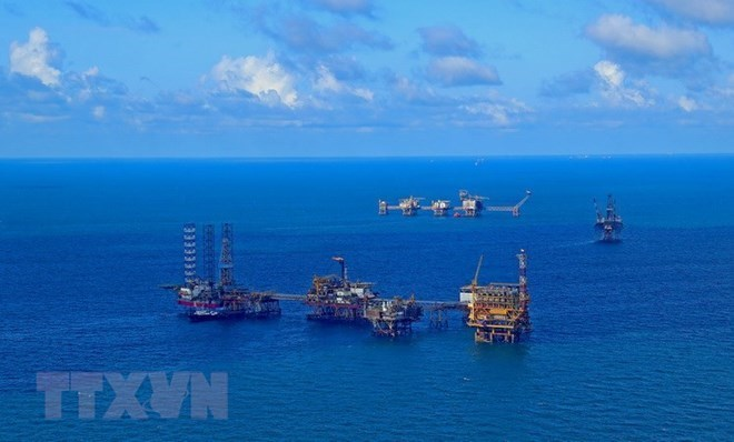 Completion of institutions needed to develop oil and gas sector