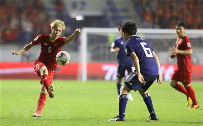 Int'l media hail Vietnam's efforts in AFC Asian Cup quarterfinals