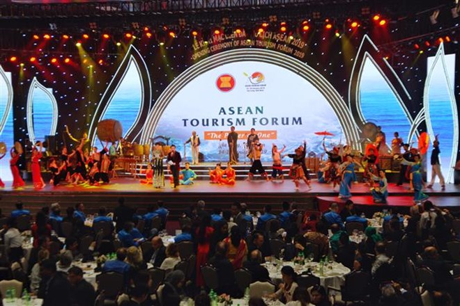 ASEAN Tourism Forum 2019 opens in Ha Long