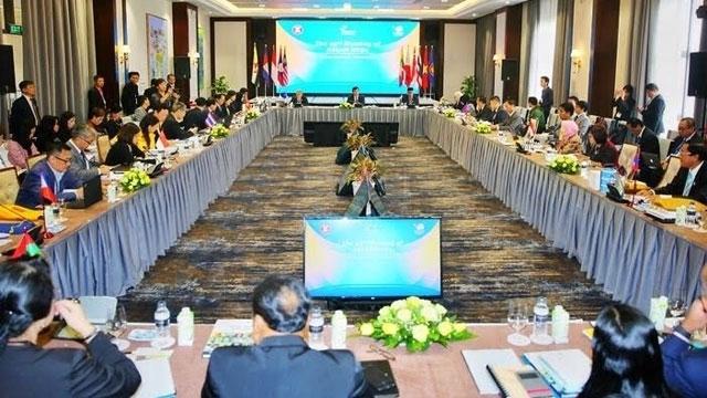 Regional tourism organisations' meeting kicks starts ASEAN Tourism Forum 2019