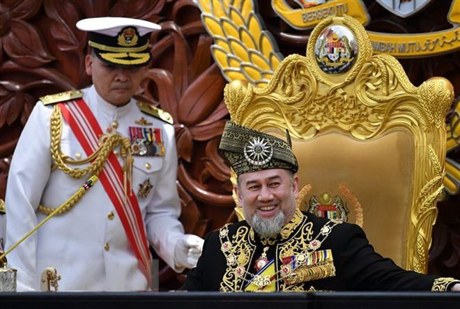 Malaysia to pick new king on January 24th