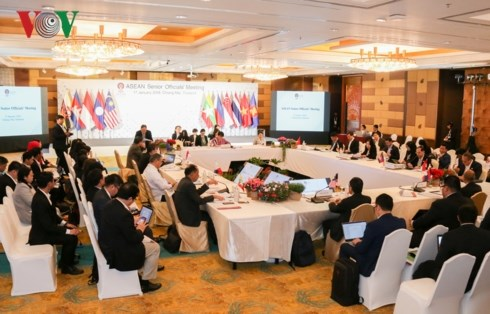 ASEAN senior officials prepare for AMM Retreat