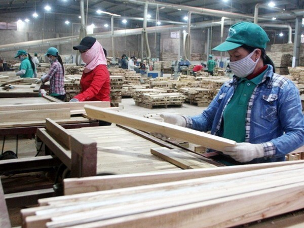 Wood industry targets USD10.5 billion in export turnover in 2019