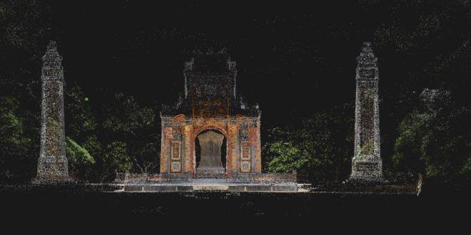 Digital data to preserve relics in Hue ancient capital